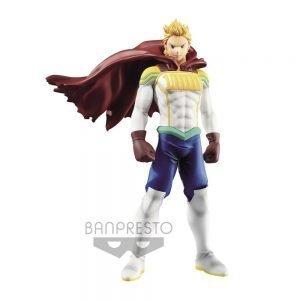 My Hero Academia Age of Heroes Lemillion Statue Banpresto UK My Hero Academia Age of Heroes PVC Statue Lemillion 18 cm UK My hero academia anime figures UK