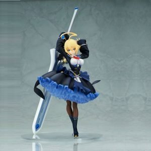 BlazBlue Es Statue 1/7 Scale Bellfine UK BlazBlue figures UK Blazblue Es Figures UK Blazblue video game figures UK Animetal Blazblue merchandise UK