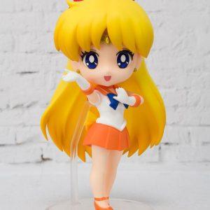 Sailor Moon Sailor Venus Figuarts mini Action Figure 9cm Bandai Tamashii Nations UK Sailor Mars Figuarts mini Action Figure Sailor Mars 9cm uk animetal