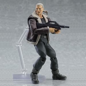 Ghost in the Shell Stand Alone Complex Batou Figure Figma Max Factory UK Ghost in the Shell Stand Alone Complex Figma Action Figure Batou S.A.C. Ver 15cm UK animetal