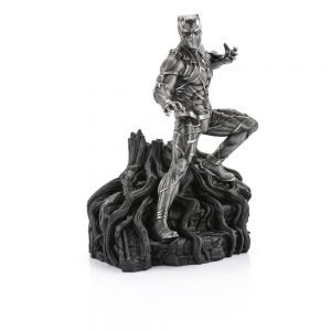Marvel Pewter Black Panther Collectible Statue Limited Edition UK Black Panther Statues UK Animetal Marvel pewter statues UK marvel black panther merch UK