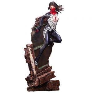 Marvel Universe Silk ARTFX Premier PVC Statue 1/10 Scale LIMITED Kotobukiya UK Woman of Marvel Kotobukiya scale statues UK Animetal