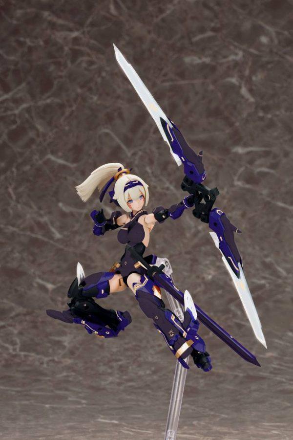 Megami Device Asra Archer Shadow Edition Plastic Model Kit 1/1 Scale Kotobukiya UK Megami Device Model Kits UK Asra Archer figures UK Animetal