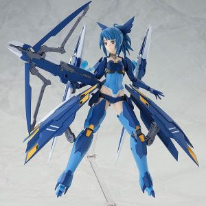 Alice Gear Aegis Rei Takanashi Action Figure Figma Max Factory UK Alice Gear Aegis action figures UK Alice Gear Aegis figma figures UK Animetal max factory