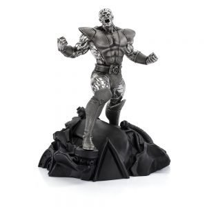 Marvel Pewter Colossus Victorious Collectible Statue Limited Edition Royal Selangor UK X-Men Colossus pewter limited edition statue UK Animetal