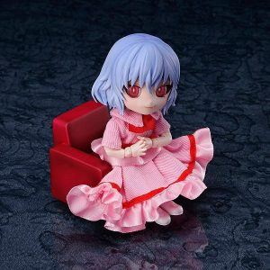 Touhou Project Remilia Scarlet Action Figure Chibikko Doll Funny Knights UK Touhou Project anime figures UK Animetal Touhou Remilia doll UK
