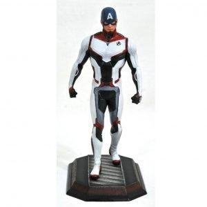 Avengers: Endgame Captain America Statue Team Suit Exclusive Ver. Marvel UK Avengers captain america statue UK Marvel Avengers collectibles UK