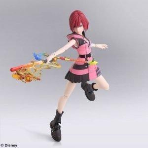 Kingdom Hearts III Kairi Bring Arts Action Figure Square Enix UK Animetal Kingdom Hearts figures UK Kingdom Hearts merchandise UK Kingdom Hearts collectible