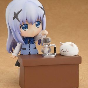 Is the Order a Rabbit? Chino Nendoroid 558 Good Smile Company UK Is the order a rabbit anime figures UK is the order a rabbit chino figures