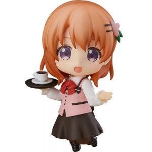 Is the Order a Rabbit? Cocoa Nendoroid 798 Good Smile Company UK Is the order a rabbit anime figures UK is the order a rabbit cocoa figures
