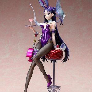Original Character Nitta Yui PVC Statue Bunny Ver. by Raita 1/4 Scale Magical Girl Series BINDing UK Original character hentai statue UK hentai adult figure UK Animetal
