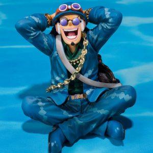 One Piece Usopp PVC Statue FiguartsZERO 20th Anniversary Ver. FiguartsZERO Bandai Tamashii Nations UK One Piece anime figures UK Animetal One Piece Merch