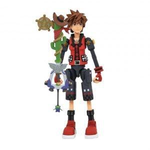 Kingdom Hearts III Sora Valor Form Action Figure Toy Story World Diamond Select UK Animetal Kingdom Hearts figures UK Kingdom Hearts merchandise UK