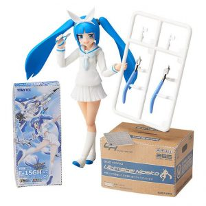 Ultimate! Nipako-chan Nipako Action Figure Figma Model Kit Tomytec UK ultimate nipako chan Figures UK ultimate nipako chan statues UK nipako model kits UK Animetal