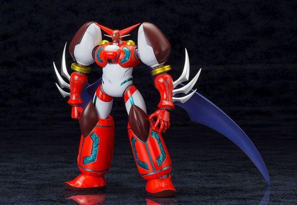 Getter Robo Shin Getter 1 Armageddon D-Style Model Kit Kotobukiya UK Getter Robo model kits UK Shin Getter model kits UK Animetal