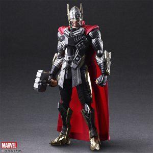 Marvel Universe Thor Bring Arts Action Figure Square Enix UK Marvel collectibles UK Thor merchandise UK Thor collectibles UK Thor figure