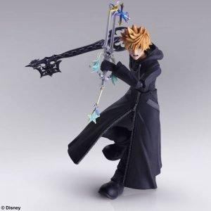 Kingdom Hearts III Roxas Bring Arts Action Figure Square Enix UK Animetal Kingdom Hearts figures UK Kingdom Hearts merchandise UK Kingdom Hearts UK