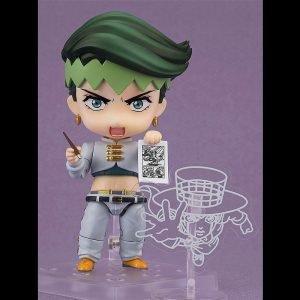 Jojo's Bizarre Adventure Diamond is Unbreakable Rohan Kishibe Nendoroid 1256 UK Jojo's Bizarre Adventure nendoroids UK Jojo anime figures UK Animetal