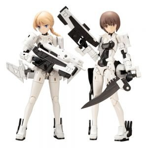 Megami Device Wism Soldier Assault Scout Plastic Model Kit 1/1 Scale Kotobukiya UK Megami Device Model Kits UK Megami Device Merchandise UK