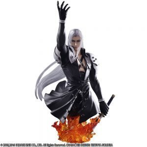 Final Fantasy VII Sephiroth Bring Arts Action Figure Another Form Ver. Square Enix UK Final Fantasy action Figures UK Final Fantasy statues UK Animetal