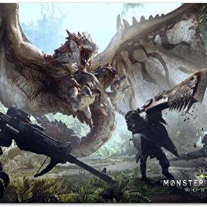 Monster Hunter Figures