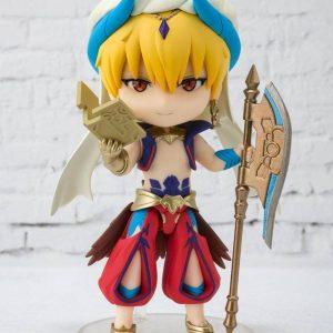 Fate/Grand Order Gilgamesh Figuarts Mini Action Figure Bandai Tamashii Nations UK Fate grand order statues UK Fate gilgamesh figures UK
