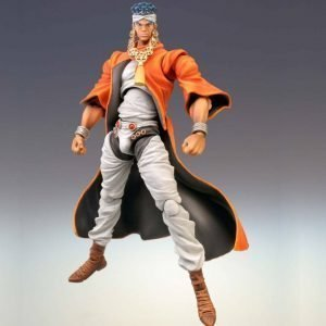 JoJo's Bizarre Adventure Chozokado Mohammed Avdol Action Figure Medicos Entertainment UK JoJo's Bizarre Adventure anime statues UK