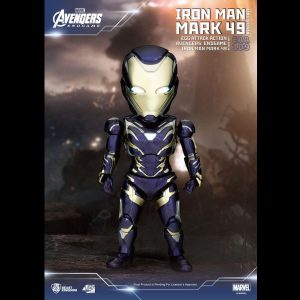 Avengers: Endgame Egg Attack Action Figure Iron Man Mark 49 Rescue Suit UK Avengers: Endgame Egg Attack Action Figure Iron Man Mark 49