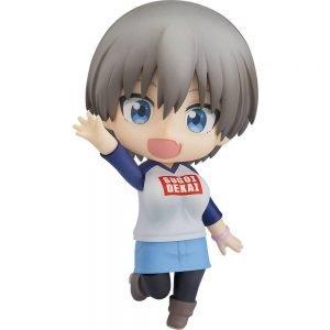 Uzaki-chan Wants to Hang Out Hana Uzaki Nendoroid 1454 Good Smile Company UK Hana Uzaki nendoroid UK Uzaki chan want to hang out nendoroid UK