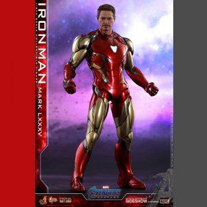 Avengers: Endgame Movie Masterpiece Iron Man Diecast Action Figure 1/6 Scale Hot Toys Marvel UK Avengers iron man statue UK Marvel Avengers collectibles Animetal