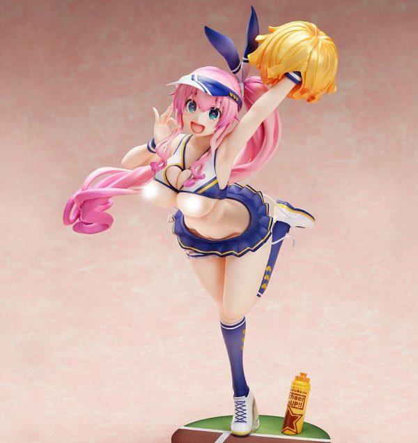 Ito Life Original Character Cheer Gal PVC Statue 1/6.5 Scale Native UK Original Character hentai statues UK Animetal adult figures UK Hentai figures UK