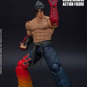 Tekken 7 Jin Kazama Action Figure 1/12 Scale Storm Collectibles UK Tekken figures UK Tekken Statues Tekken jin kazama action figures UK Animetal