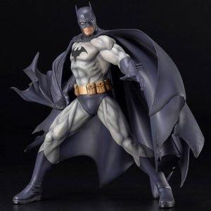 DC Comics ARTFX Batman PVC Statue 1/6 Scale (Batman: Hush) Kotobukiya UK DC Comics Batman figure DC Comics memorabilia UK dc comics merch UK Animetal
