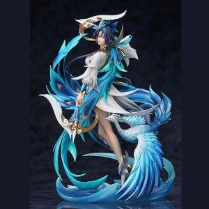 Honor of Kings Consort Yu PVC Statue Yun Ni Que Ling Ver. 1/7 Scale Myethos UK Honor of Kings figures UK Honor of Kings Consort Yu figure UK Animetal