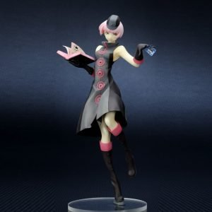 Persona 4: The Ultimate in Mayonaka Arena Elizabeth Statue DX 1/8 Scale Ques Q UK persona 4 elizabeth pink scale figure UK Animetal
