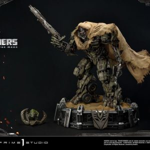 Transformers 3 Statues Megatron & Megatron Exclusive Limited Edition Prime 1 Studio UK Transformers memorabilia Transformers megatron merch UK Animetal