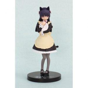 Oreimo Kuroneko Gokou Ruri PVC Figure Maid Ver. SEGA EX UK Ore no Imouto anime statues UK Oreimo kuroneko figures UK oreimo anime figures UK Animetal