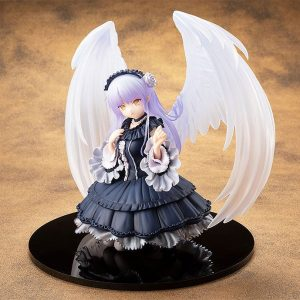 Angel Beats! Kanade Tachibana PVC Statue Gothic Lolita Ver. 1/7 Scale Chara-Ani UK Angel beats figures UK Angel beats kanade figures UK Animetal