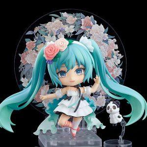 Vocaloid Hatsune Miku Nendoroid 1465 Miku With You 2019 Ver. Good Smile Company UK Vocaloid Hatsune Miku nendoroid UK Animetal
