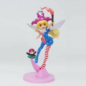 Touhou Project Clownpiece Figure SEGA UK Toho Project Clownpiece figures UK toho clownpiece statues UK Animetal toho project anime figures UK