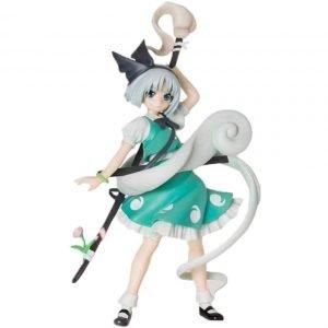 Touhou Project Konpaku Youmu Figure SEGA UK Toho Project Konpaku Youmu figures UK toho Konpaku Youmu UK Animetal toho project anime figures UK