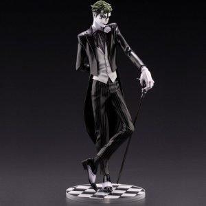 DC Comics Ikemen Joker PVC Statue 1/7 Scale Limited Edition Kotobukiya UK DC Comics Joker figure DC Comics memorabilia UK dc comics merch UK Animetal