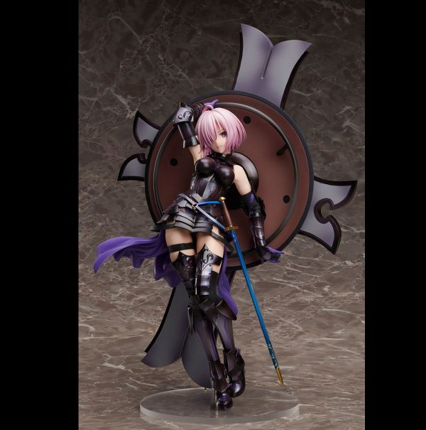 Fate/Grand Order Shielder/Mash Kyrielight PVC Statue 1/7 Scale Stronger UK Fate Grand Order Anime figures UK Animetal Fate mash kyrielight UK