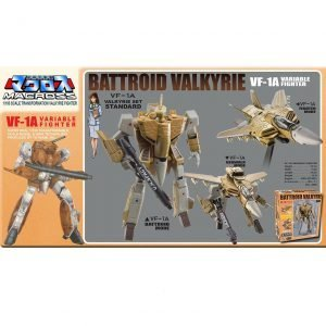 Macross Retro Transformable Collection Action Figure 1/100 VF-1A Valkyrie Toynami UK macross action figures UK Macross anime figures UK Animetal