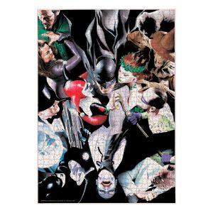 DC Comics Figures