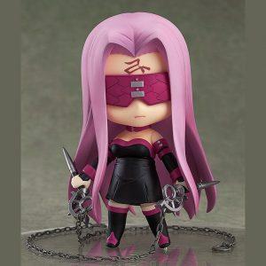 Fate/Stay Night Rider Nendoroid 492 Good Smile Company UK Fate stay night figures UK Fate stay night rider nendoroid UK Animetal