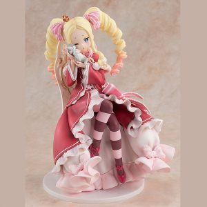 Re:ZERO Beatrice Statue Tea Party Ver. 1/7 Scale Kadokawa UK Re:ZERO statues UK re zero figures UK re zero beatrice tea party figure UK Animetal