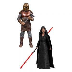 Star Wars Black Series Action Figures 15 cm 2021 Wave 1 Assortment (8) Hasbro UK Star Wars action figure set UK Animetal star wars merch