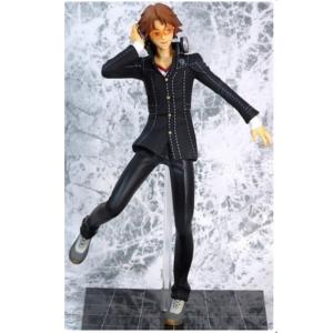 Persona 4 Yosuke Hanamura Statue Happy Kuji 1/8 Scale Sunny Side Up UK persona 4 yosuke hanamura happy kuji lottery prize B figure UK Animetal