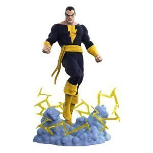 DC Comic Gallery PVC Statue Black Adam 28 cm Diamond Select UK DC Comics figure UK dc comics collectibles UK black adam statues UK Animetal